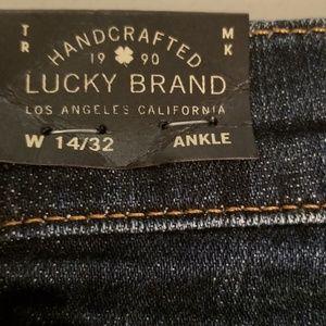 NWT Lucky Brand Super Stretch Lil Maggie Jeans Siz
